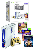 Limited Edition Star Wars Xbox 360 Console Bundle for X360