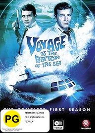 Voyage to the Bottom of the Sea - Season 1 on DVD
