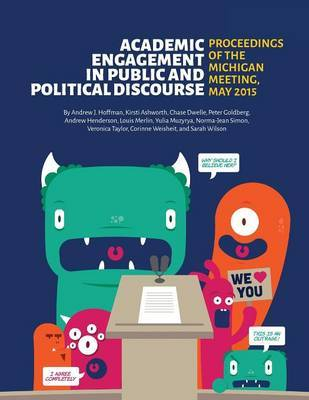 Academic Engagement in Public and Political Discourse by Andrew J. Hoffman image