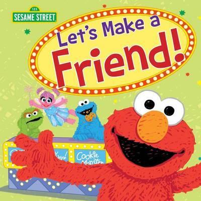Let's Make a Friend! by Erin Guendelsberger