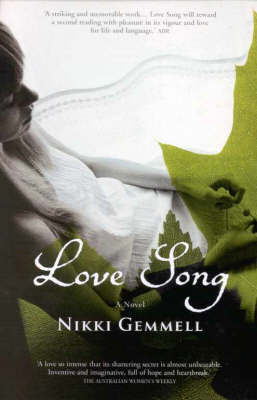 Love Song by Nikki Gemmell image