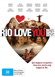 Rio I Love You on DVD