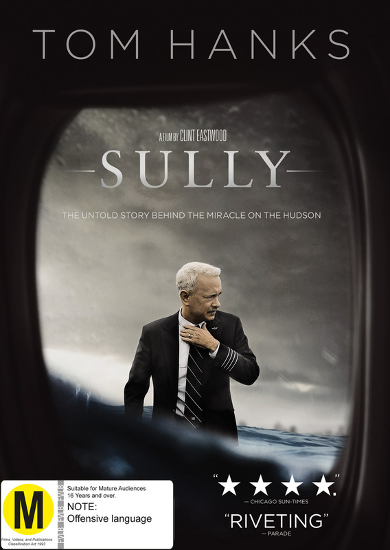 Sully on DVD