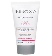 Innoxa Satin Sheen Foundation - Golden Suede (40ml)