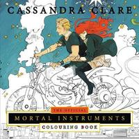 The Official Mortal Instruments Colouring Book by Cassandra Clare