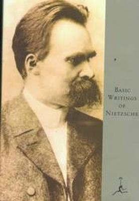 Mod Lib Basic Writings Nietzsche by Friedrich Nietzsche image