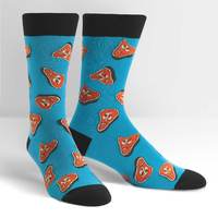 Men's - Vampire Steak Crew Socks
