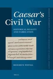 Caesar's <i>Civil War</i> by Richard Westall image