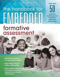 The Handbook for Embedded Formative Assessment by Solution Tree