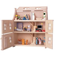 Plan Toys : Victorian Dollhouse