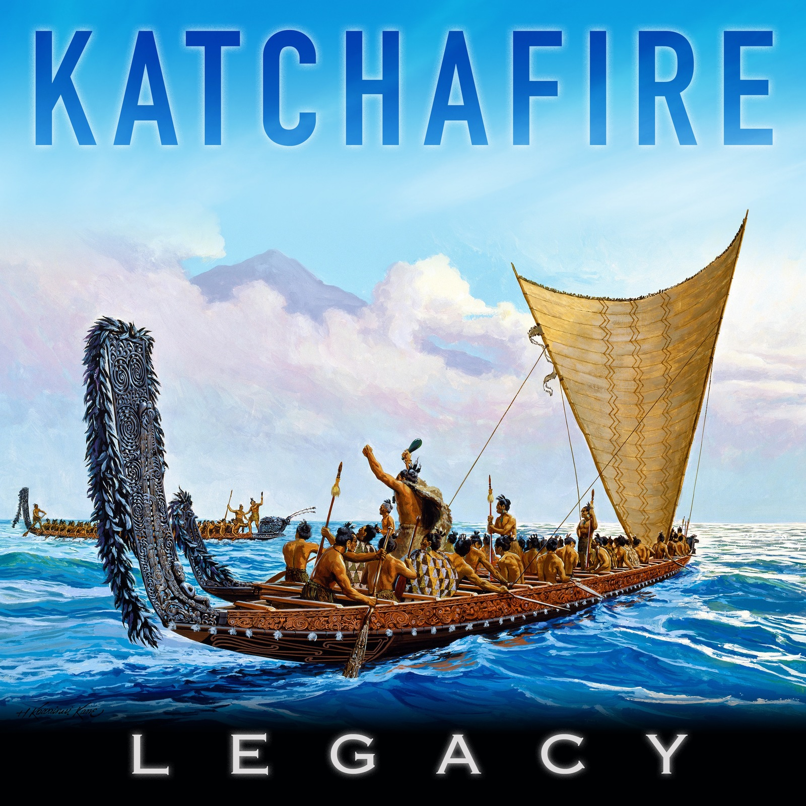 Legacy by Katchafire image