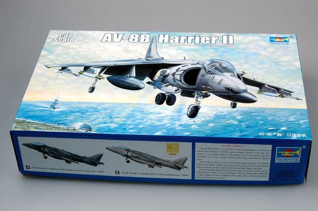 Trumpeter 1/32 AV-8B Harrier II - Scale Model