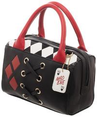 DC Comics: Harley Quinn - Mini Satchel Handbag