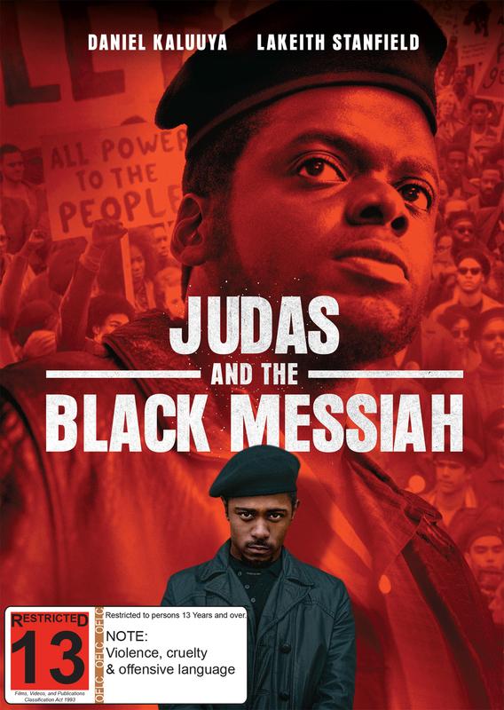 Judas and the Black Messiah on DVD