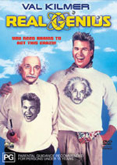 Real Genius on DVD