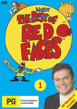 Best And Worst Of Red Faces, The - Vol. 1 on DVD