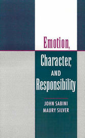Emotion, Character, and Responsibility image
