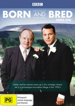 Born and Bred - Series 1 (2 Disc Set) on DVD