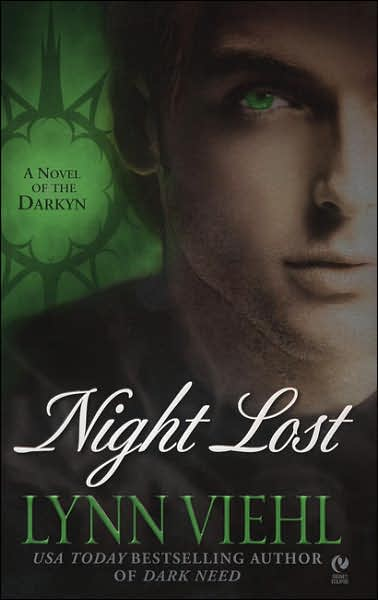 Night Lost: A Novel of the Darkyn (#4) by Lynn Viehl image