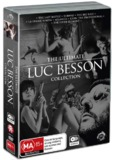 The Ultimate Luc Besson Collection on DVD