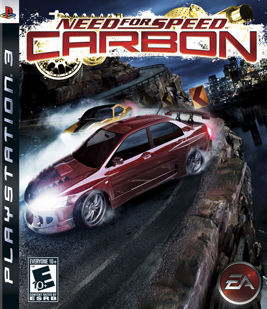 Need for Speed Carbon for PS3