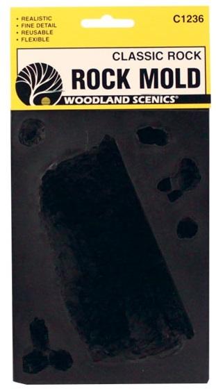 Woodland Scenics Classic Rock Mold