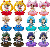 Sailor Moon Petit Chara Atarashii Nakama to Henshin yo! Mini Figures (Blind Box)
