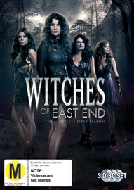 Witches of East End - Season 1 (with Exclusive Art!) DVD