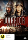 Warrior Princess on DVD