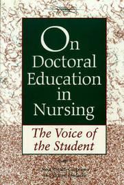 On Doctoral Education in Nursing by Dona Rinaldi Carpenter image