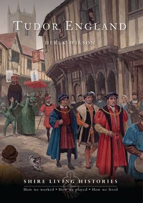 Tudor England by Derek Wilson image