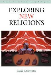 Exploring New Religions by George Chryssides image