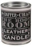 Dapper Chap Candle - Leather Scented