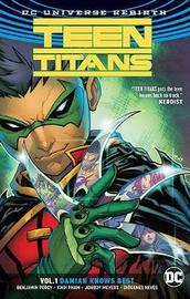 Teen Titans Vol. 1 Damian Knows Best (Rebirth) by Benjamin Percy