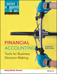 Financial Accounting, Binder Ready Version by Paul D. Kimmel