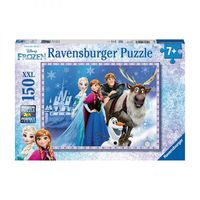 Ravensburger : Disney Palace Friends Puz 150pc