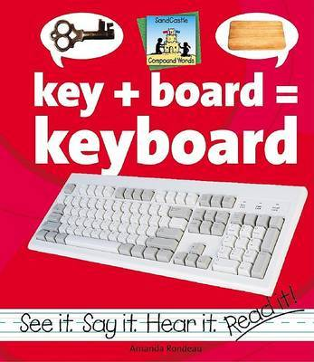 Key+Board=Keyboard by Amanda Rondeau