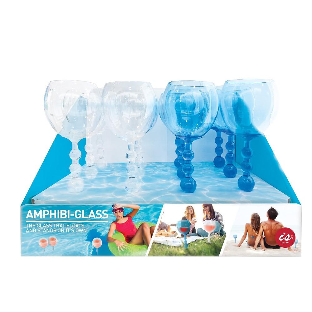 AmphibiGlass - Floating Wine Glass image
