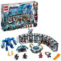 LEGO Super Heroes: Iron Man - Hall of Armour (76125) image