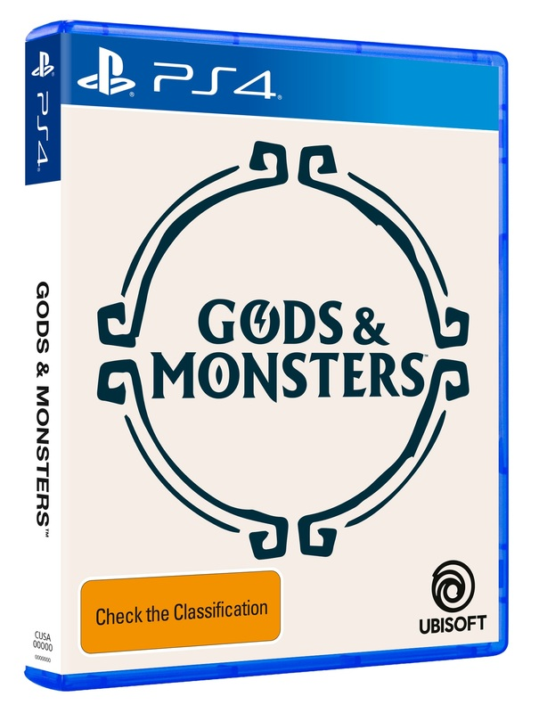 Gods & Monsters for PS4