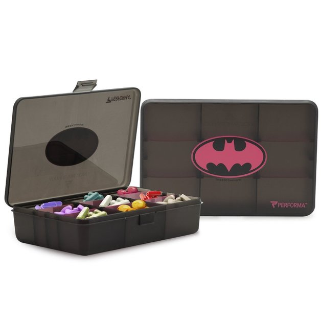 Performa: DC Chest Pill Container - Pink Batman
