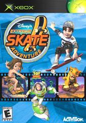 Disneys Extreme Skate Adventure for Xbox