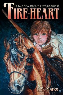 Fire-Heart by C.S. Marks image