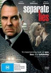 Separate Lies on DVD