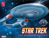 AMT Star Trek USS Enterprise 1701-C 1/2500 Model Kit