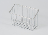 L.T. Williams - Heavy Duty Chrome Handy Basket - Medium