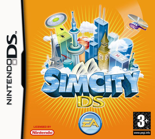 SimCity for Nintendo DS