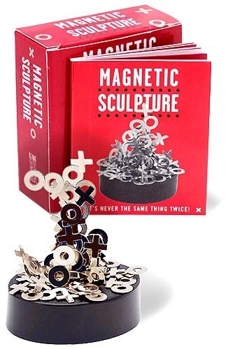 Magnetic Sculpture by Joelle Herr