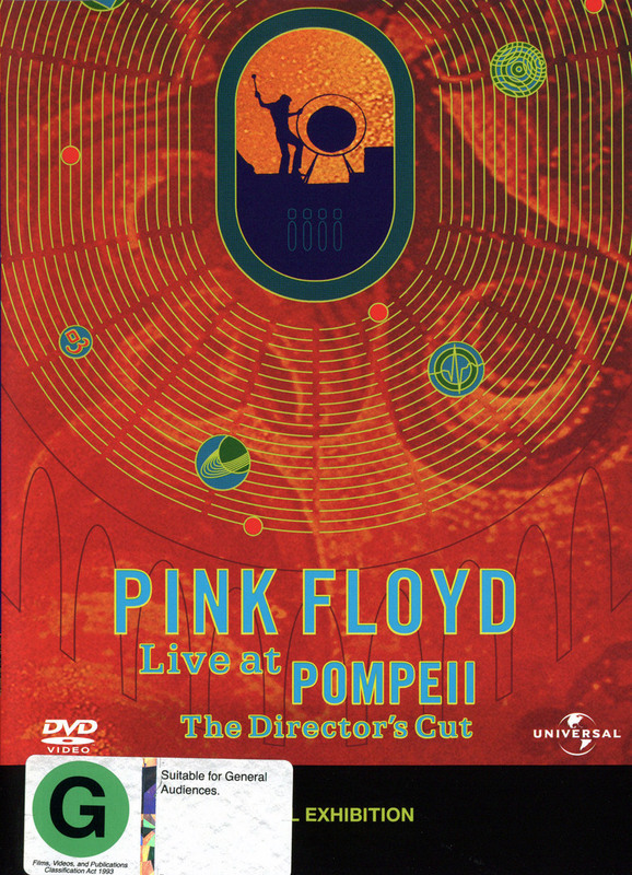 Pink Floyd - Live in Pompeii on