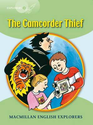 Explorers 3The Camcorder Thief by Louis Fidge